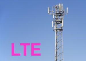 LTE Handy-Geschwindigkeit