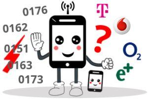 Handyvorwahlen: Welche Vorwahl gehört zu welchem Netz?