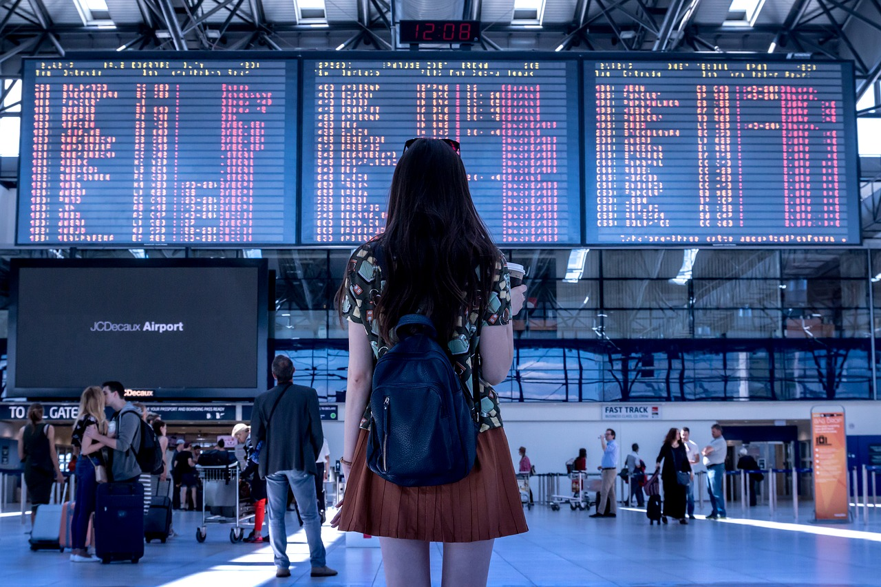 Mahnschreiben bei Flugverspätung per Smartphone erstellen