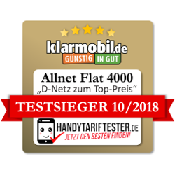 Simply LTE 3000 Test Siegel