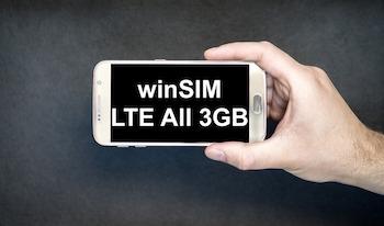 Der winSIM LTE All 3GB Handytarif in der Praxis