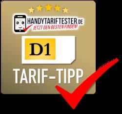 D1-Prepaid Tarif Tipp